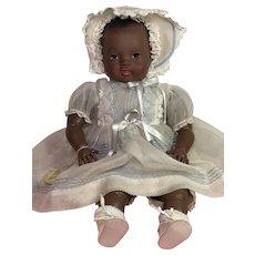 TAGGED RARE Vintage 1952 Ideal Black Saralee SARA LEE Doll