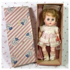 "RARE 1950's American Character 11"" Teeney Toodles Baby Doll * MINT in BOX"