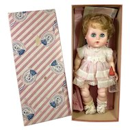 """RARE 1950's American Character 11"""" Teeney Toodles Baby Doll * MINT in BOX"""
