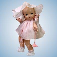 "SUPERB Sleepy Eyed * Harriet Flanders 1937 Compo 17"" LITTLE CHERUB Baby"