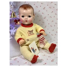"""Rudolph the Red Nose Reindeer NITEY NITE Pajamas 13"""" to 15"""" Dy-Dee & Friends"""