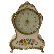 Reuge Alarm Clock Swiss Music Movement