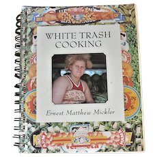 "Cookbook ""White Trash Cooking"" on Southern Cooking"