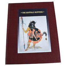 """Time-Life Book """"The Buffalo Hunters"""" on Native American Indian Tribes"""