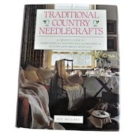 """Book """"Traditional Country Needlecrafts"""" Instructions for Needlecrafts"""