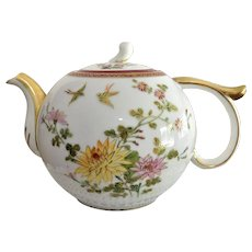 Chubu China Japan CHERRYCO Exclusive Teapot