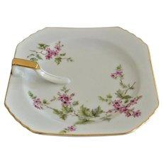 "Princess China ""Petite Rose"" Lemon Dish"
