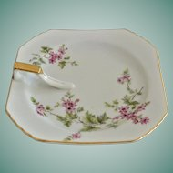 "Princess China ""Petite Rose"" Lemon Dish"