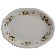 Royal Kent England Octagonal Serving Platter