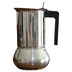 Italian Stainless Steel Expresso Coffee Maker