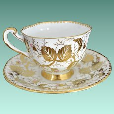 Royal Chelsea No. 193A Bone China Tea Cup and Saucer