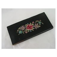 Petite Point Needlework Compact
