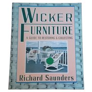 Wicker Furniture: A Guide to Restoring and Collecting