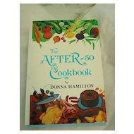 The After 50 Cookbook By Donna Hamilton