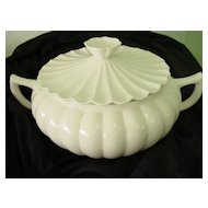 California Pottery Large Covered Serving Tureen