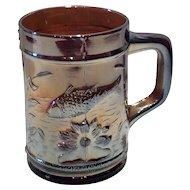 Dugan-Diamond Amethyst Carnival Fisherman's Mug