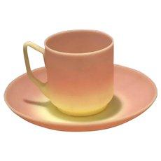 Mount Washington Burmese Demi-Cup & Saucer Set