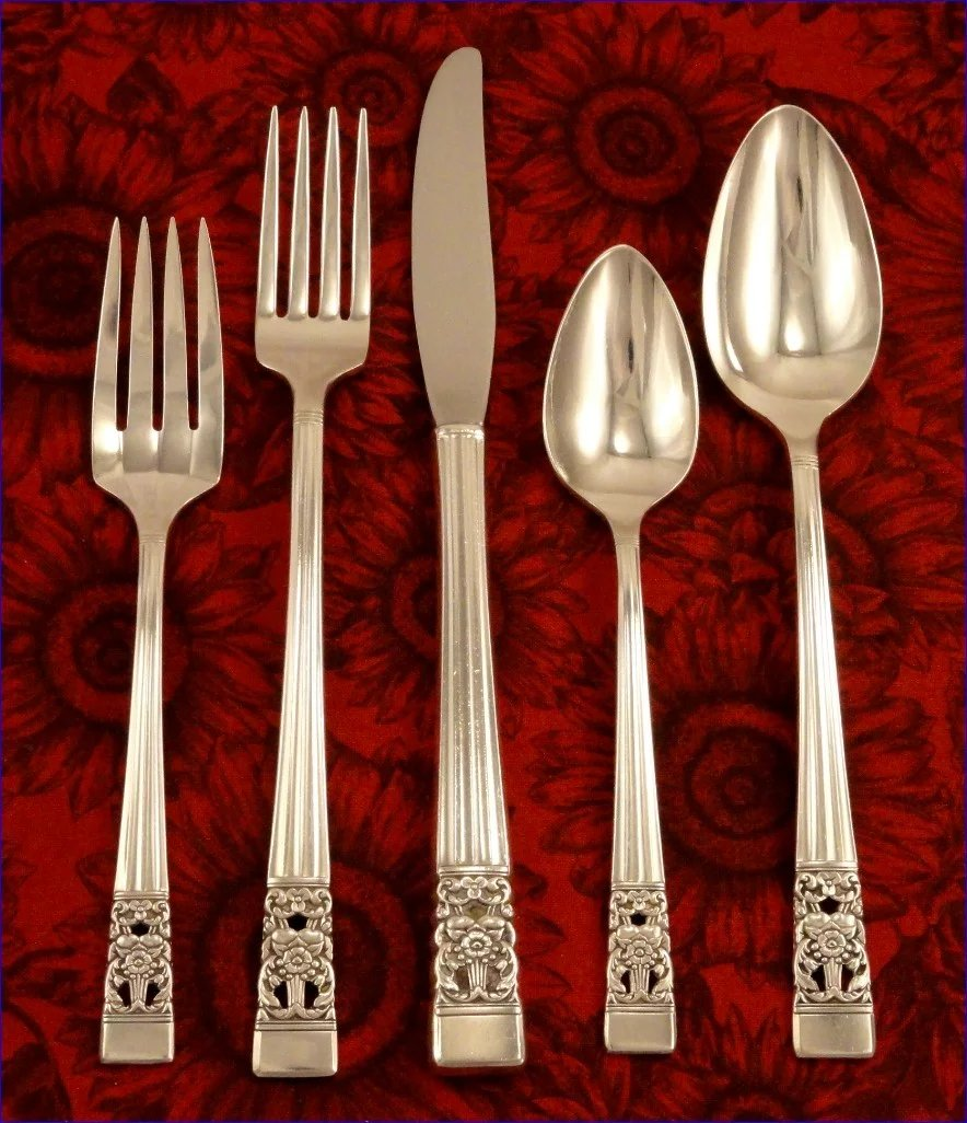 Oneida Stainless Flatware Patterns Discontinued New Design Inspiration
