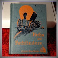 Paths and Pathfinders Cathedral Basic Reader Catholic Vintage 1946 Scott Foresman Dick and Jane Series School Book