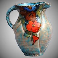 Crown Devon Feildings Art Deco Pottery Pitcher