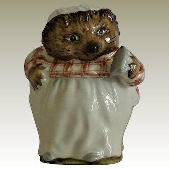 Beatrix Potter Beswick England Mrs. Piggy Winkle F.Warne