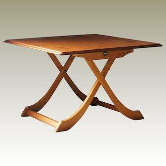 Danish Teak Modernist Myer Tea Coffee Table c1960-70's