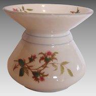 French Haviland Limoges Cuspidor Spittoon Moss Rose c 1876 – 1880