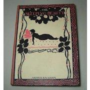 "Evans, ""The Sleeping Beauty,"" Heinemann 1st Ed., Rackham Illustrations, 1920"