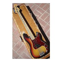 1972 Fender Precision Bass w/ Fender Jazz Neck