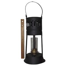 Rare Combination Oil Lamp / Heater/ Camp Stove for Ice Fishing !