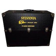 Sylvania Technician's TV. & Radio Tube Carrier New Old Stock Circa 1960's !!!