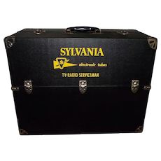 Sylvania Technician's TV. & Radio Tube Carrier New Old Stock Circa 1960's !!!