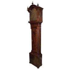 "Revolutionary War Major ""Andrew Billing"" Clock Maker from Poughkeepsie,NY. Circa 1780 to 1790 !!!"