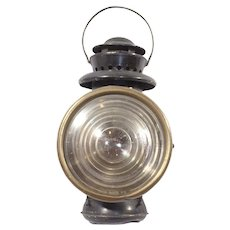 Vintage Model T Kerosene Head Light Lamp
