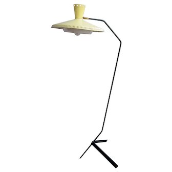 1950's Italian Mid-Century Floor Lamp