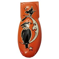 Vintage 1940's Kirchhof Halloween Noisemakers Clicker