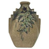 Art Deco Stepped Vase