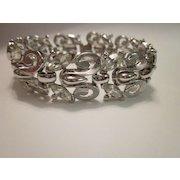 Gorgeous Vintage Trifari Rhinestone Bracelet