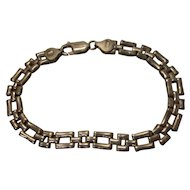 Italian 925 Sterling Bracelet