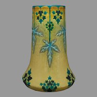 Royal Bonn Germany Ruysdael Design Vase (c.1890-1920)