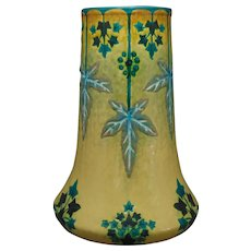 Royal Bonn Germany Ruysdael Design Vase (c.1890-1920)