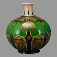 "Royal Bonn Germany ""Liberty"" Vase (c.1890-1923)"