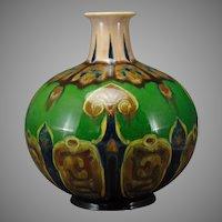 """Royal Bonn Germany """"Liberty"""" Vase (c.1890-1923)"""