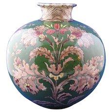 "Royal Bonn Germany Art Nouveau ""Old Dutch"" Vase c.1890-1923)"