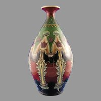 "Royal Bonn Germany ""Old Dutch"" Vase (c.1890-1923)"