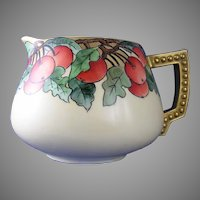 Classio Bavaria Cherry Design Cider/Lemonade Pitcher (c.1910-1930)