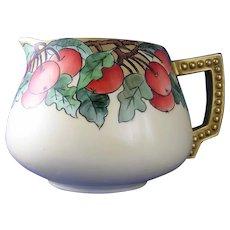 Classio Bavaria Cherry Design Cider/Lemonade Pitcher (c.1910-1930)