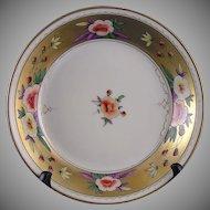 "Pickard Studios Floral Motif Bowl (Signed ""FV""/c.1903-1905)"