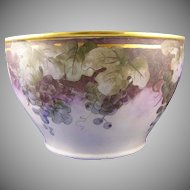 Lenox Belleek (American) Grape Motif Centerpiece Bowl (c.1906-1924)
