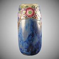 Royal Doulton Floral Motif Vase (c.1923-1927)